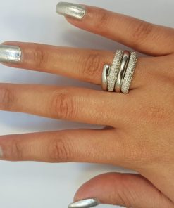 Sterling Silver Interlockable Ring South Africa