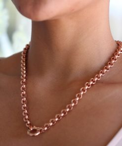 Rose Gold Belcher Chain South Africa