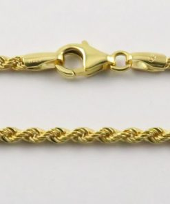 2.12mm Gold Rope Chain South Africa