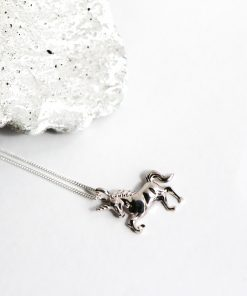 Sterling Silver Unicorn Necklace South Africa