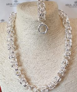 Silver Bulky Link Chain South Africa