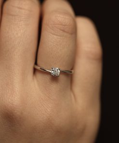 Engagement Ring With Moissanite South Africa
